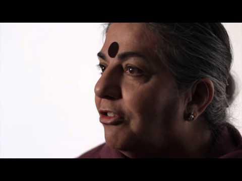 Vandana Shiva, Environmental Activist and Author