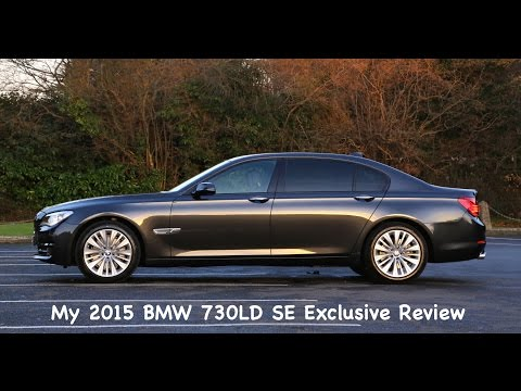 2015 BMW 730LD SE Exclusive Review N57 F02