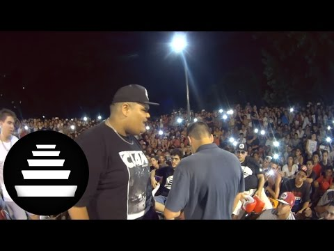 SONY vs DANI - FINAL (Pretemporada 2017) - El Quinto Escalon