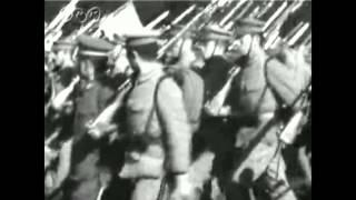 昭和19年 陸軍始観兵式