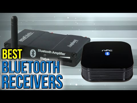 10 Best Bluetooth Receivers 2017