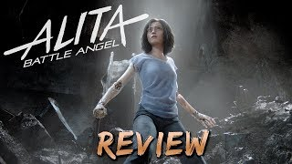 Alita: Battle Angel review (no spoilers)
