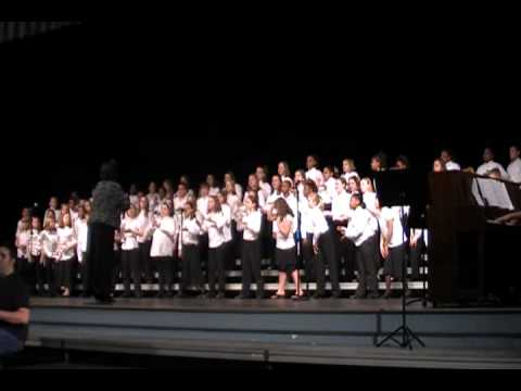 Granville County Night of the Stars 2010 - Friendship.wmv