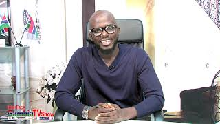 InterFace Gambia TV Live Wed 10th Oct 2018 The Jollof Show with Mr Adama Njie Interview