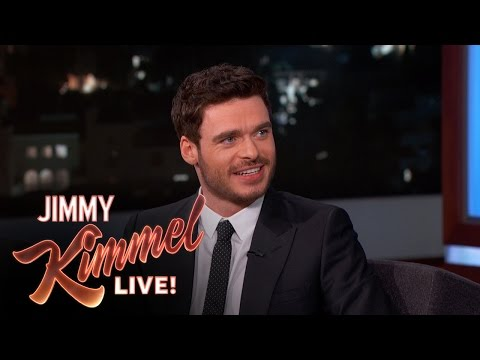 Richard Madden on Game of Thrones Red Wedding
