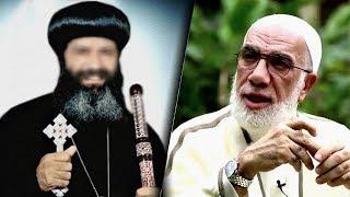 قسيس ارد احراج الشيخ عمر عبد الكافي بسؤال غريب فأسمع كيف رد عليه الشيخ