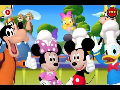 Univers Maison la maison de mickey - l'univers de mickey et minnie - jeux disney junior