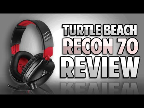 Turtle Beach Recon 70 Review - Worth $40? (MIC/AUDIO TEST)