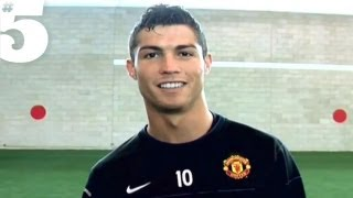 Download Cristiano Ronaldo Freestyle Skills | #5 Players Lounge Mp3 and Videos