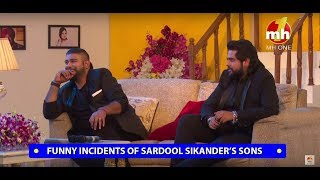 Sardool Sikander Telling His Love Story With Amar Noorie || Domino's Comedy House