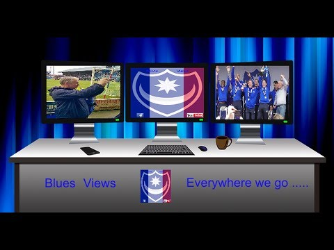 Portsmouth FC - Blues Views Highlights 16/17