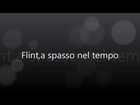Flint a spasso nel tempo - Cover ivo