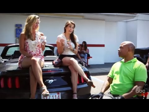 Women Deny Disabled Man A Handicapped Spot   WWYD   What Would You Do?