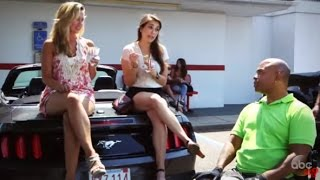 Women Deny Disabled Man A Handicapped Spot | WWYD | What Would You Do? thumbnail