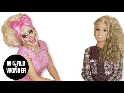 """UNHhhh Ep 38: """"Season 2 & the Future"""" w/ Trixie Mattel & Katya feat. Mrs. Kasha Davis & Tempest"""