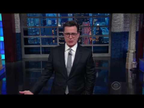 Late Night Hosts Roast President Trump's Black History Month ...
