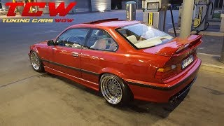 BMW E36 328i Tuning Project by Andrei Manolache