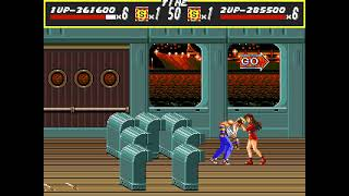 [TAS] Genesis Streets of Rage by Mitjitsu & Mukki in 19:45.45