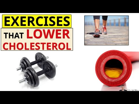 2 Best Exercises For Lowering Cholesterol
