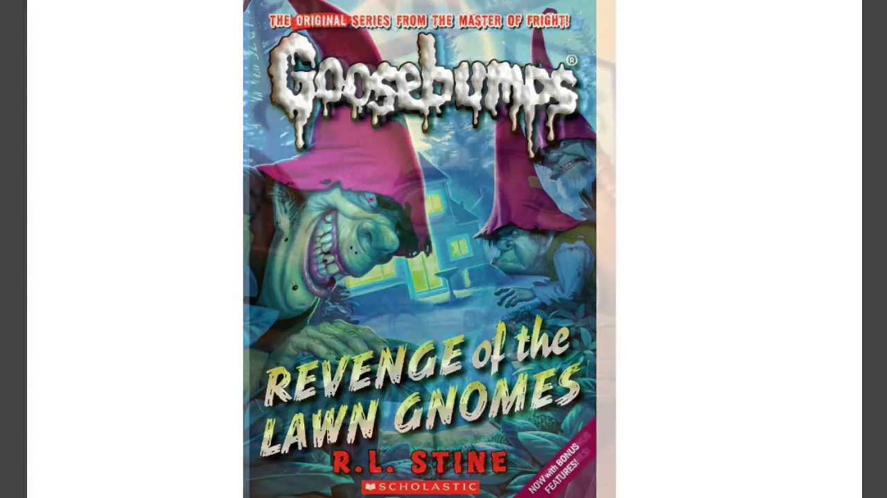 goosebumps monster blood book report Buy monster blood iv (goosebumps) by r l stine (isbn: 9780590113021) from amazon's book store everyday low prices and free delivery on eligible orders.