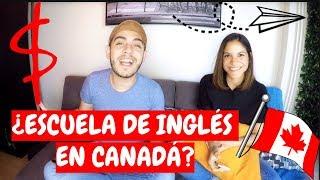 ESTUDIAR INGLES Y TRABAJAR EN CANADÁ?