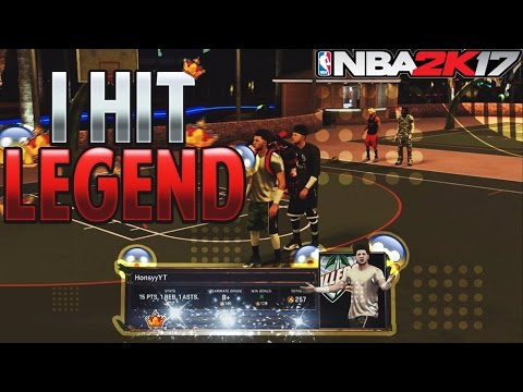 INSTANT LEGEND GLITCH • 99 OVERALL WITH ALL BADGES • 7'3 SPEEDBOOSTING DEMI-GOD • NBA 2K17