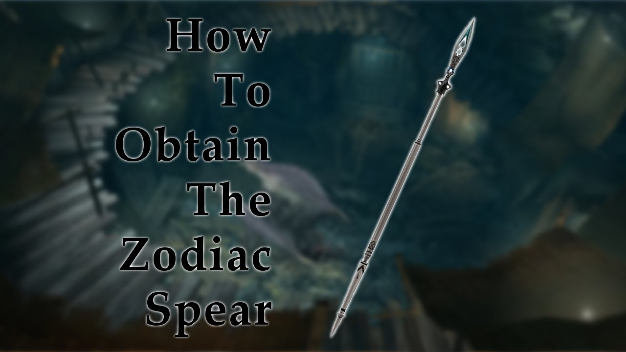 How to obtain The Zodiac Spear In Henne Mines  Final Fantasy XII