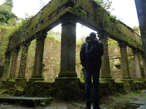 Abandoned, Convent built in Portugal XIV  HD