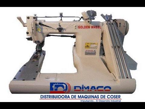 Maquina de Coser, Cerradora de codo CS-4330-NP3 - YouTube