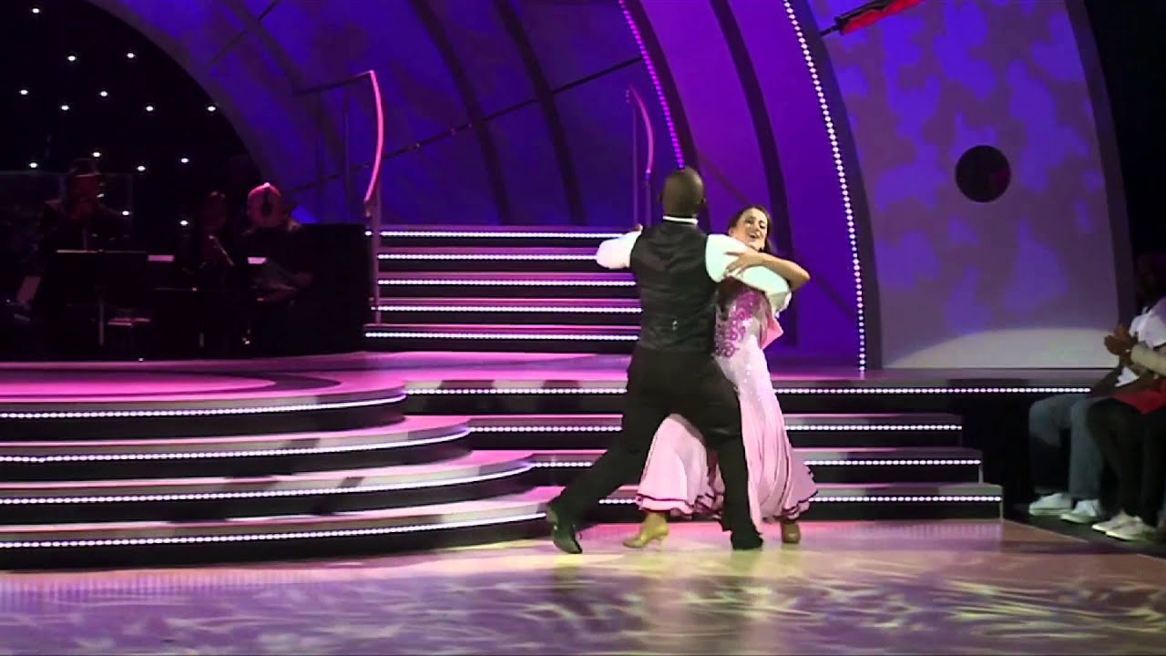 08 August 2014 - Strictly Come Dancing South Africa