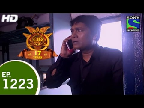 Thumbnail: CID - सी ई डी - CID In Train 2 - Episode 1223 - 2nd May 2015