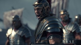 Ryse Son of Rome PC Walkthrough Mission 2 - S.P.Q.R No Commentary Cutscenes Skipped