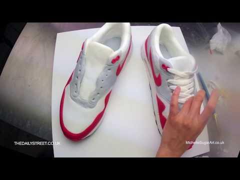 Air Nike Sneaker Cakemaking 1 ofYouTube Max 5j4RLA