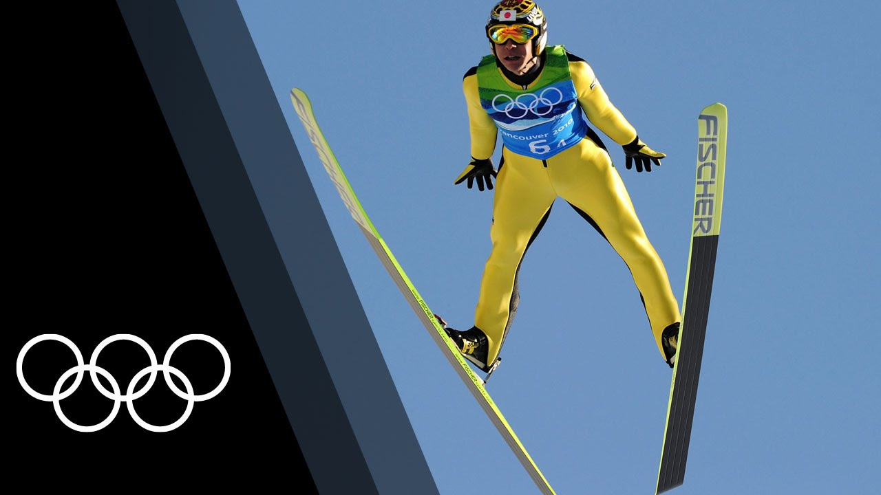 Top 3 Olympic Ski Jumping Appearances Youtube