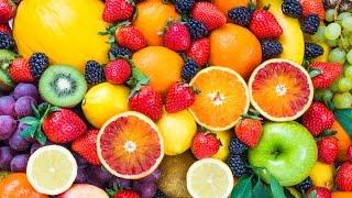 Kaq fruta duhet t�i hani p�r t� qen� t� lumtur gjat� dit�s !