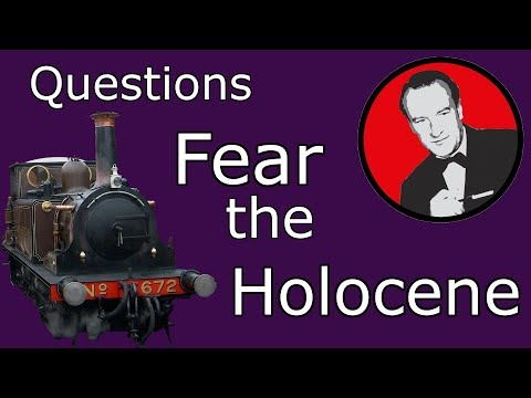 Answers for Academic Agent #AcademicAgentFearsTheHolocene