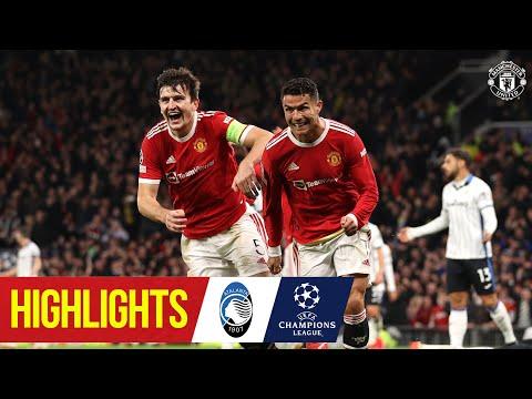 Manchester United Atalanta Goals And Highlights