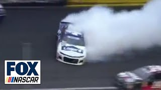 "Фото с обложки Radioactive: Charlotte - ""(Expletive) Running Three-Wide In The Middle."" 
