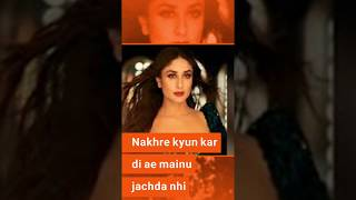 Tareefan full screen whatsapp status with lyrics kareena kapoor and soonam kapoor ll dsg ki vines ll