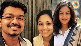 Why Jyothika walks out of Vijay's film   Vijay 61 Latest News   Director Atlee