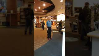 Paladin Security Officer who refused to give me his Security Licence ID number. (Victoria, BC