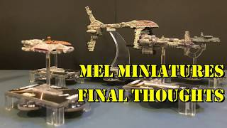 Wrap up after my first 2 Mel Miniature orders