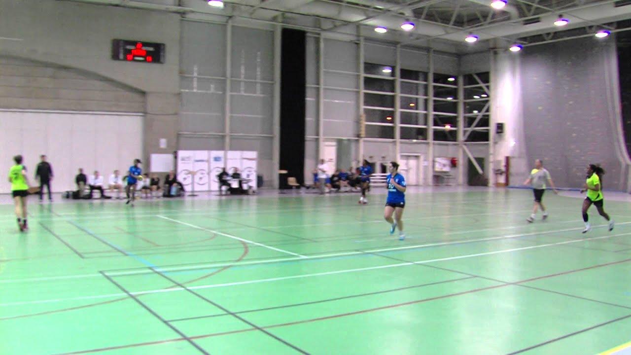 Handball : Montigny gagne face à Villemomble