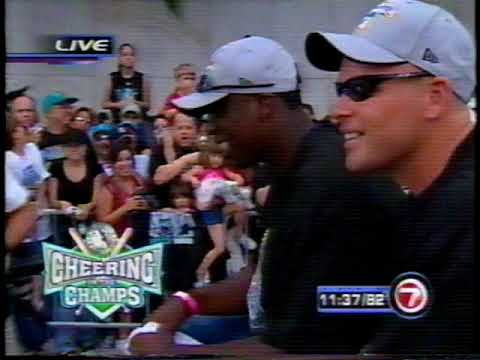 Pt. 4: Florida Marlins 2003 World Series Champions Downtown Miami Parade