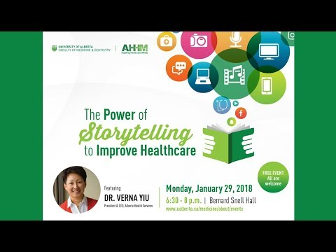 The Power of Storytelling to Improve Healthcare