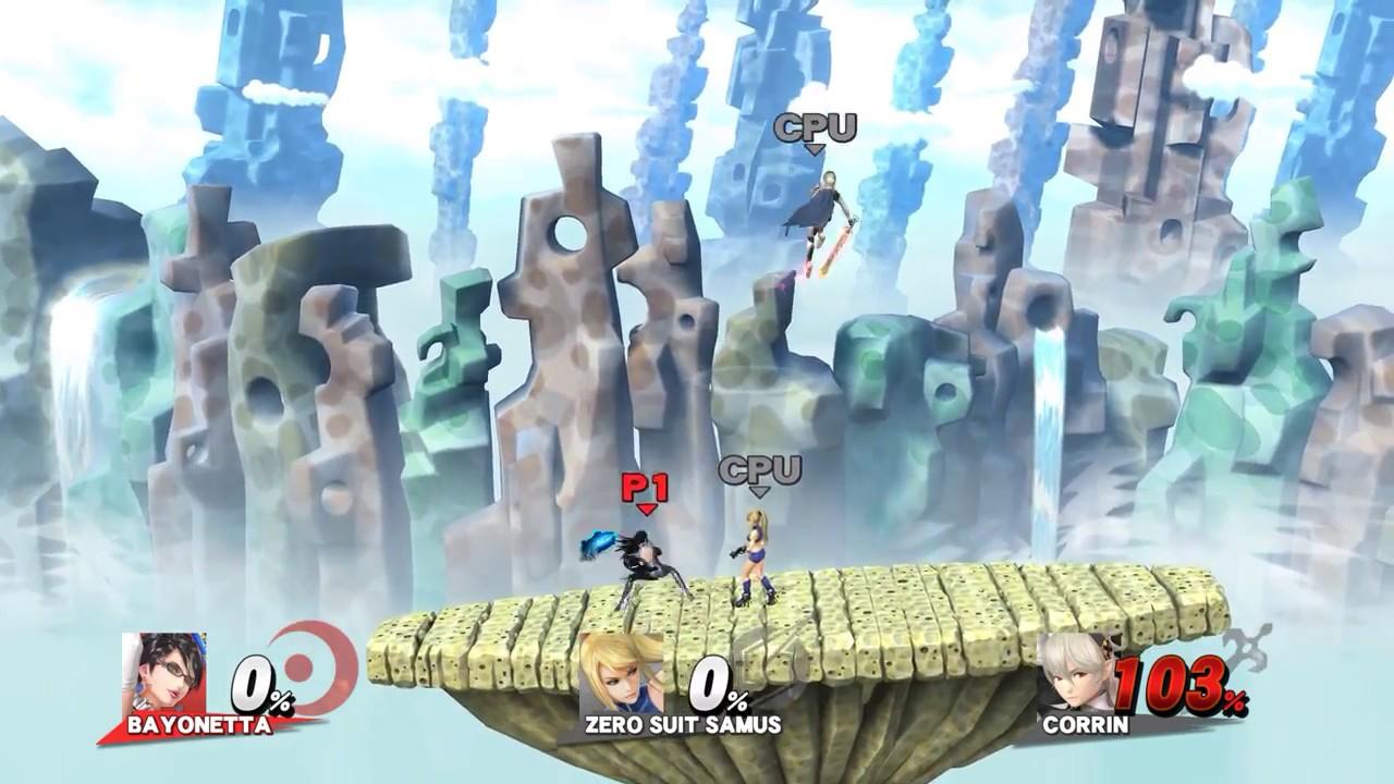 Cemu 1 12 0 4k IR | Super Smash Bros  Gameplay