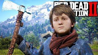 I Should Have Never Given Jack Explosive Tamahawks - Red Dead Redemption 2 [RDR2 PC Mods]