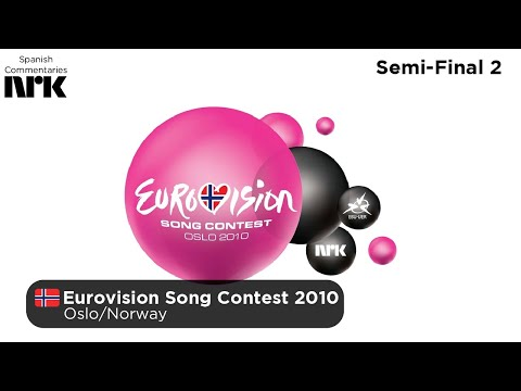 Eurovision Song Contest 2010 - Semi-Final 2 (Norsk Kommentar)