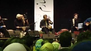 قطعۀ کردی - شهرام ناظری ، حسین علیزاده و گروه دوستی