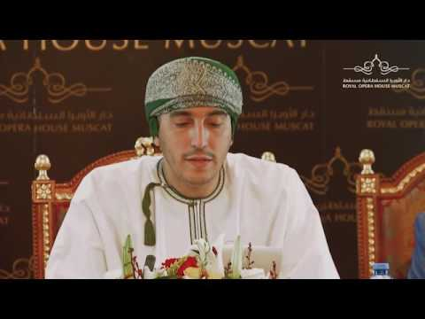 ROYAL OPERA HOUSE MUSCAT 2016-2017 SEASON: ''EXCELLENCE IN DIVERSITY'' PRESS CONFERENCE